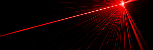 celebrating 60 years of the laser, laser beam, red laser beam, physics of lasers